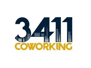 Logo of 3411 Coworking