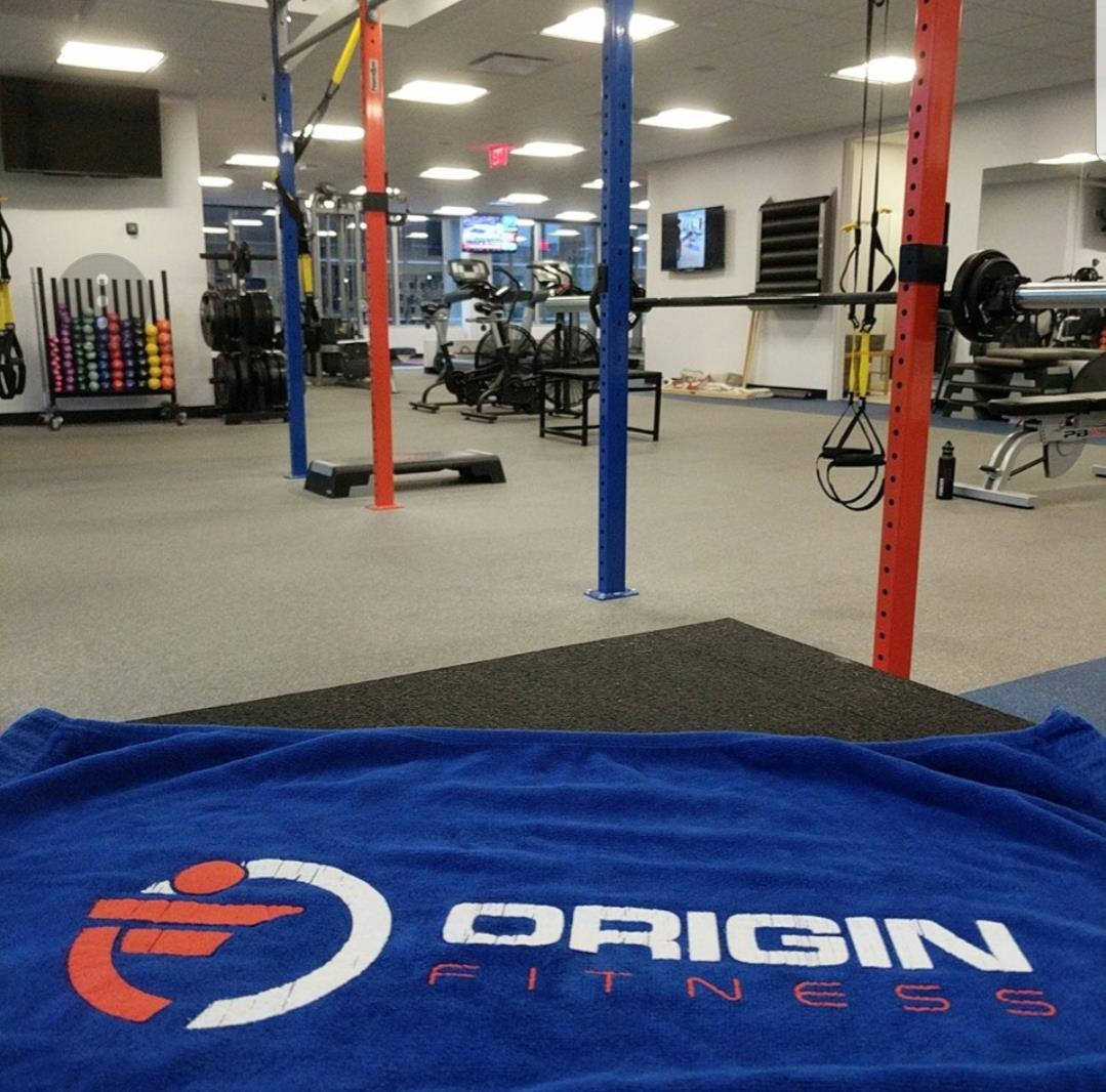 Origin fitness - Office 1