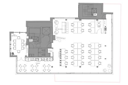 Knotel - 33 Charlotte Street - Office Suite - E2