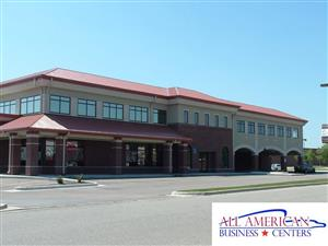 Logo of All American Business Centers