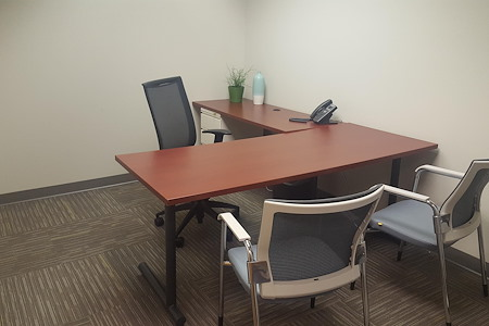 Office Evolution - Greenwood Village/Denver Tech Center - Amazing 1 person Executive Suite!