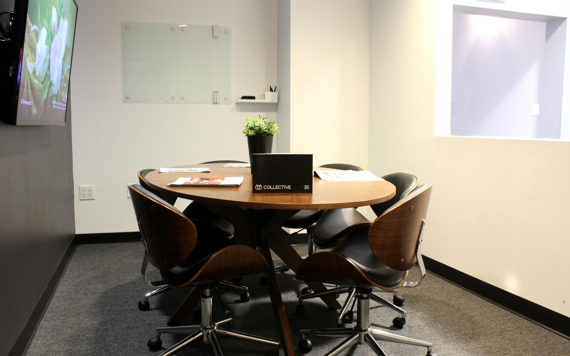 Collective Ventures Group LLC - Semi-Formal Room