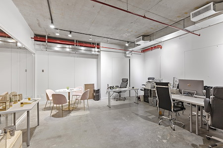 Cubico- Soho - BRAND NEW Office Space in SOHO