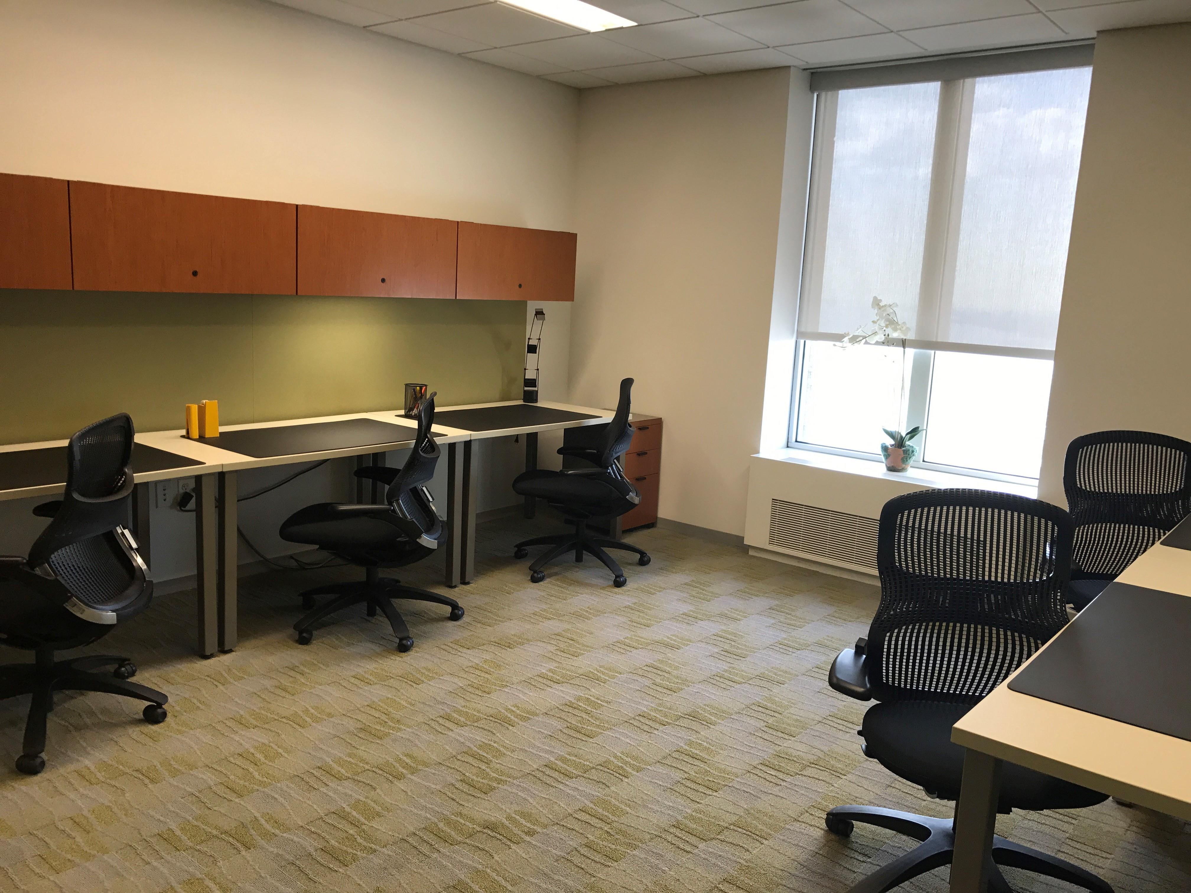 Carr Workplaces - Aon Center - Private Team Space - 5 person