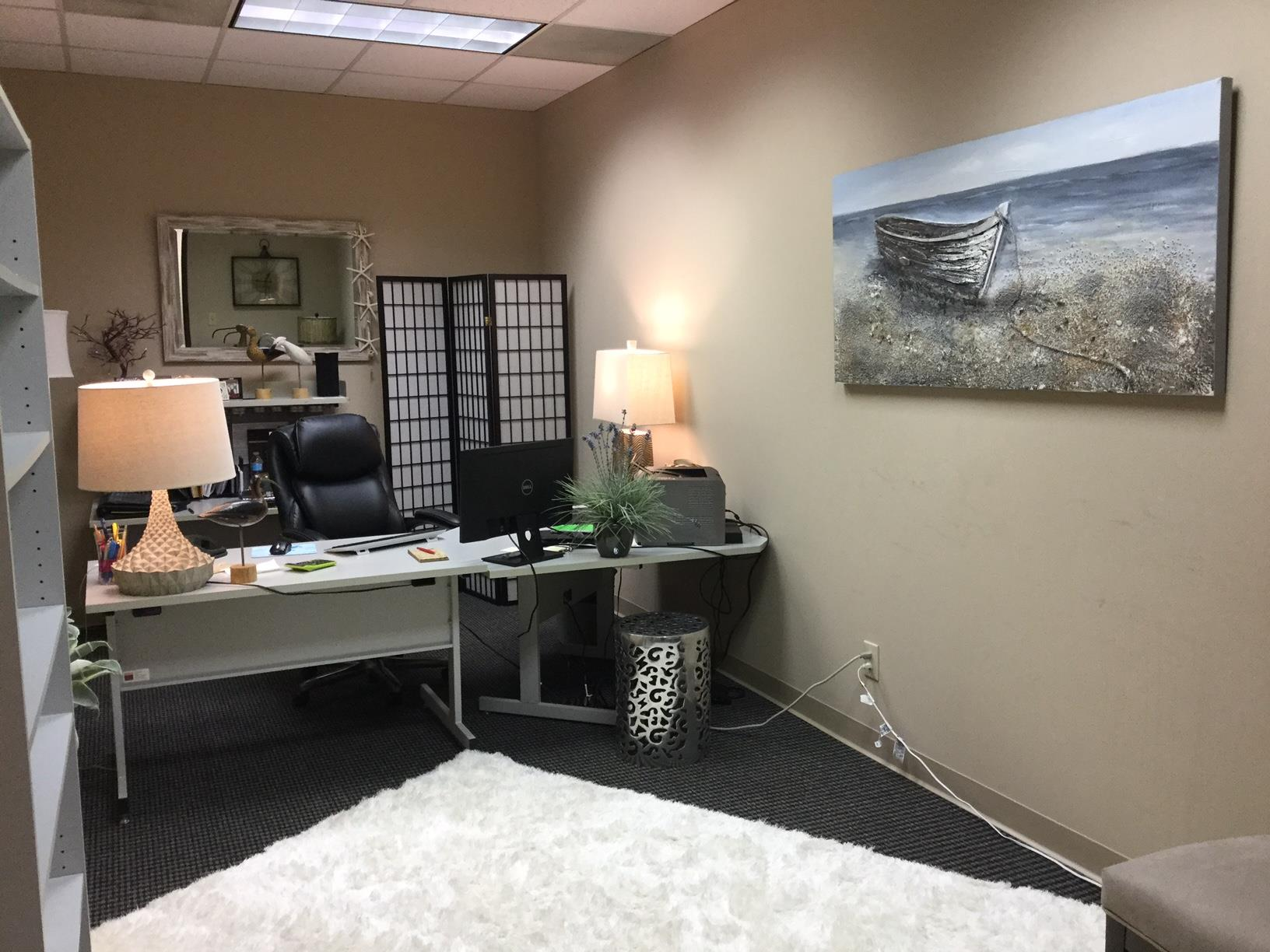 TKO Suites - Raleigh, NC - Interior 4-5 Person Office Available NOW