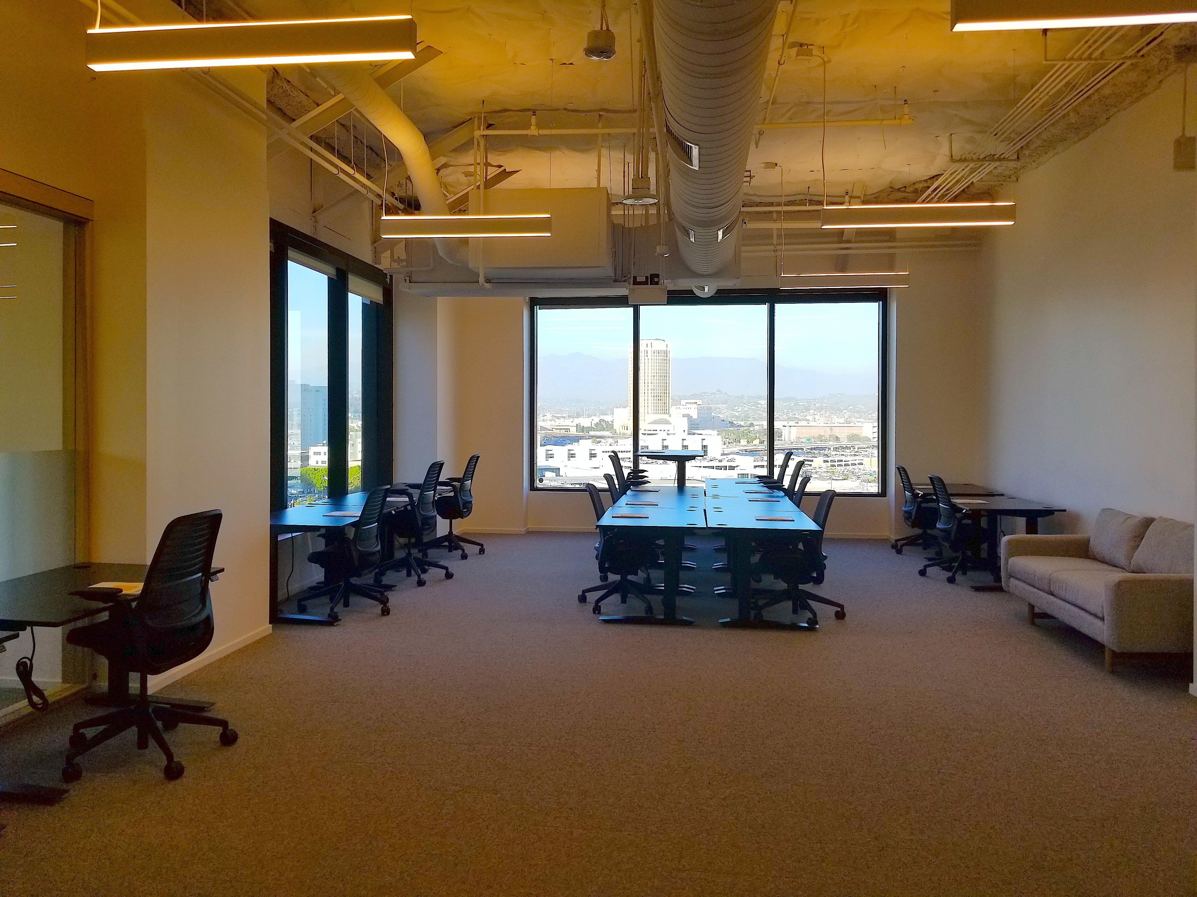 CENTRL Office Downtown Los Angeles - Office Suite for 20