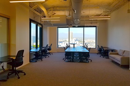 CENTRL Office Downtown Los Angeles - Office Suite for 17
