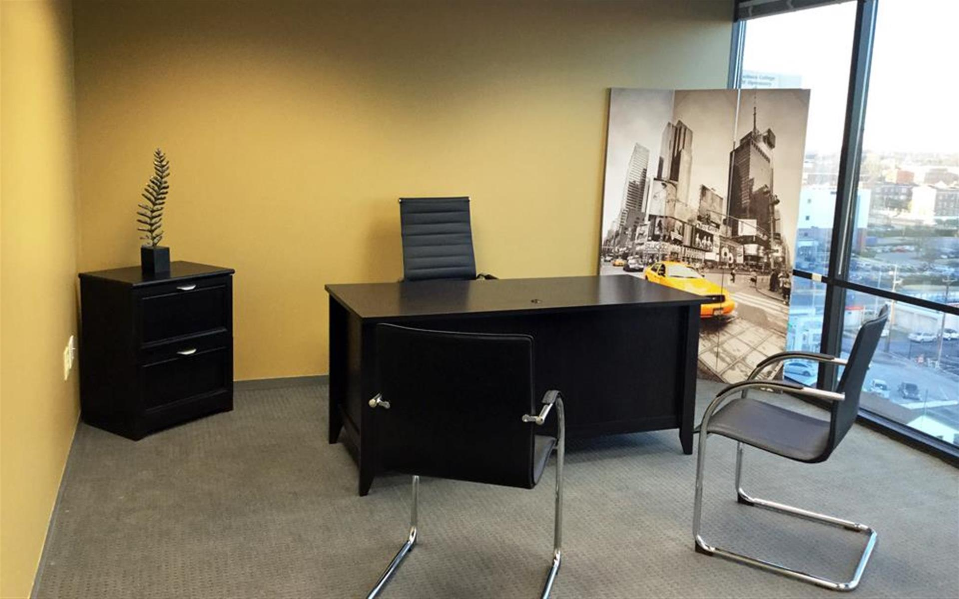 Union Centre Executive Offices and Conference Center - Private office