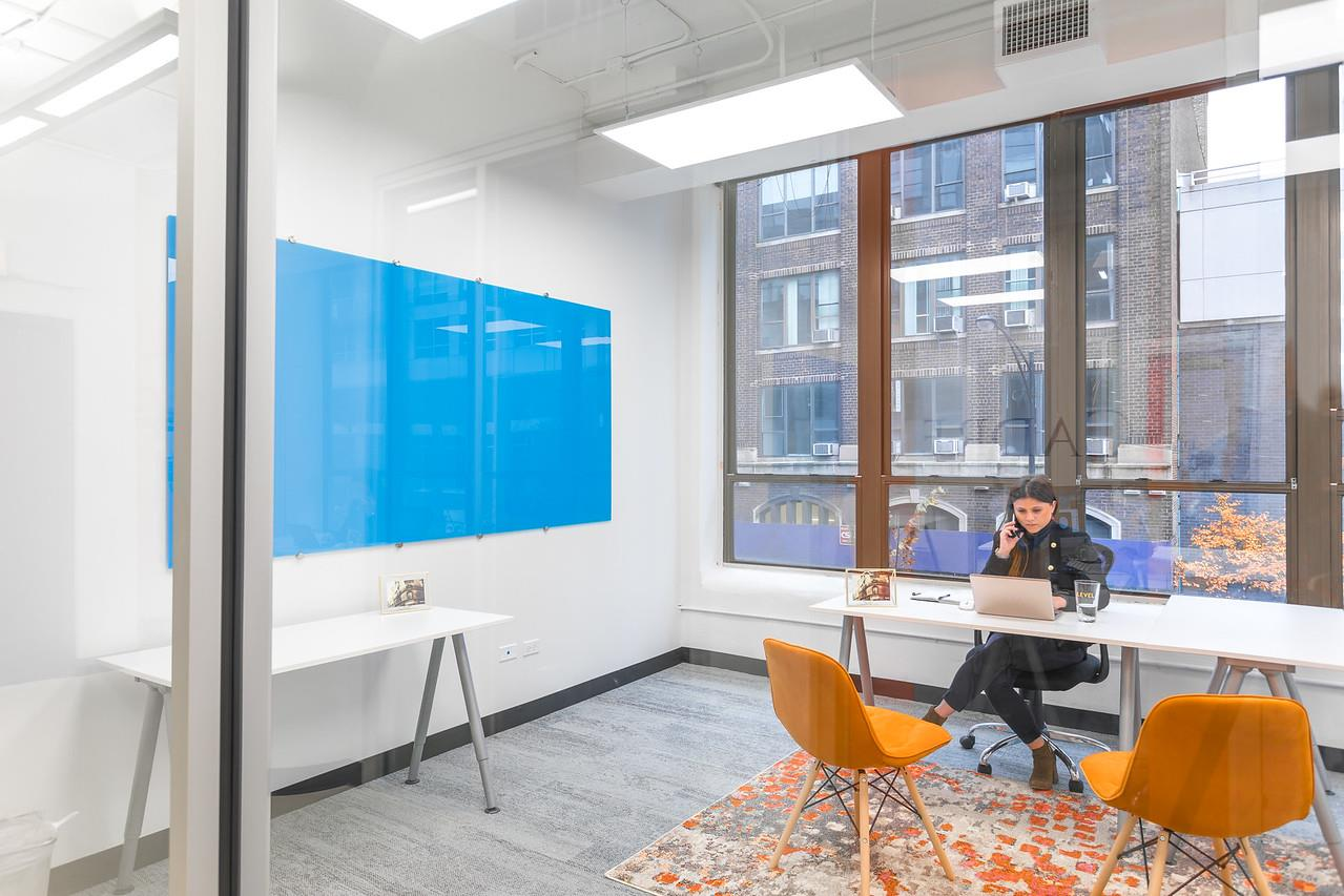 Novel Coworking - River North - 2 Person Private Office
