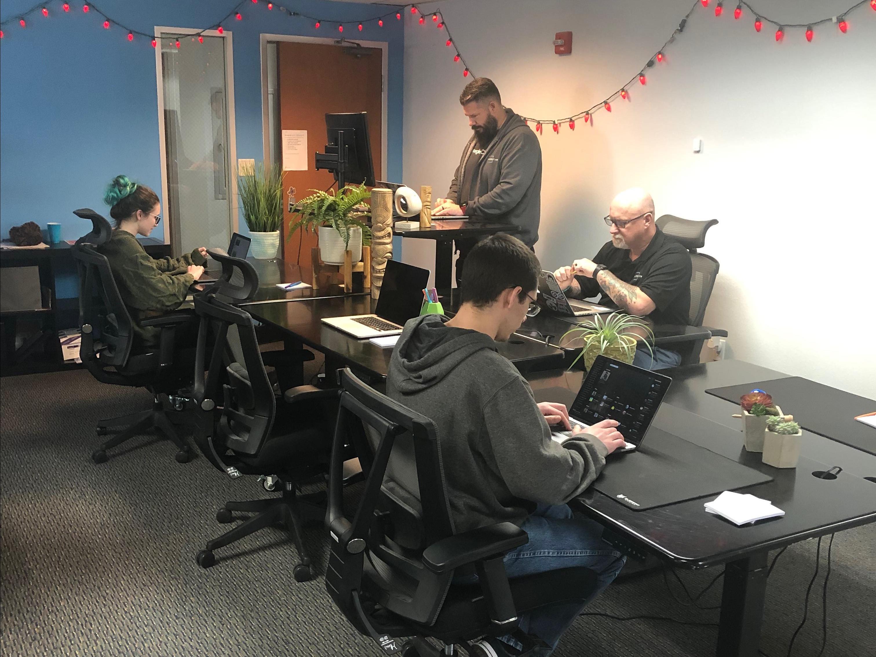 Inventive Studios - Dedicated Desk