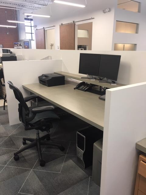 BHM Architects, PA - Dedicated Desk 4