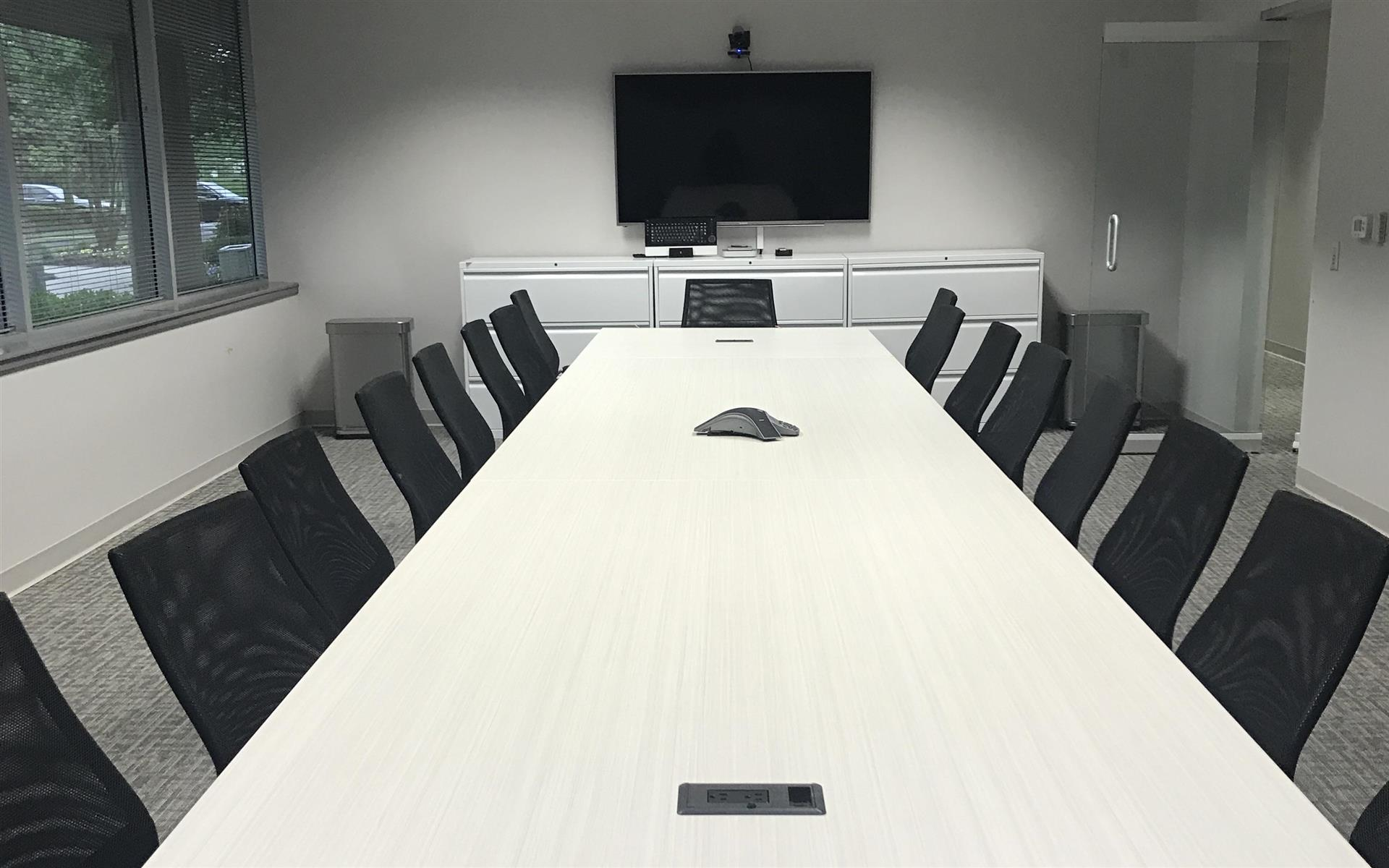 Golkow Conference Rooms - Cherry Hill - Boardroom