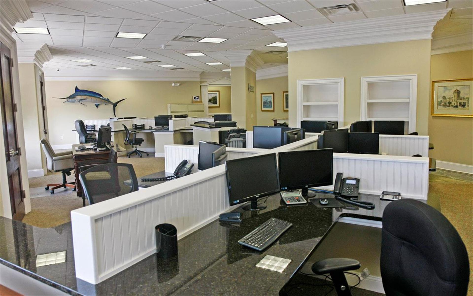 Savannah Office Space