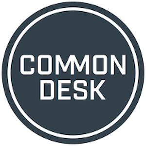 Logo of Common Desk | Deep Ellum