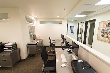 Arclight Creative Group, Inc. - Bullpen Desk