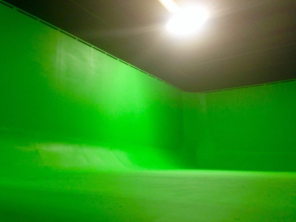 Creator Space - Indy's Largest Green Screen