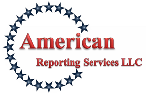 Logo of American Reporting Services