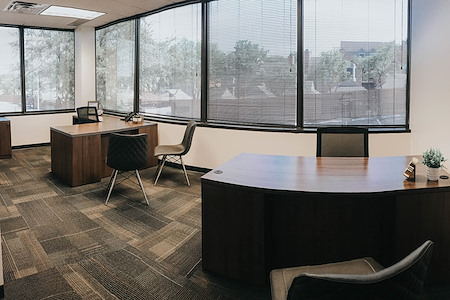Executive Workspace @ Hillcrest - Large Private Office
