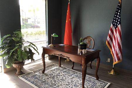 Launching Pad LLC. - Dedicated Desk 1