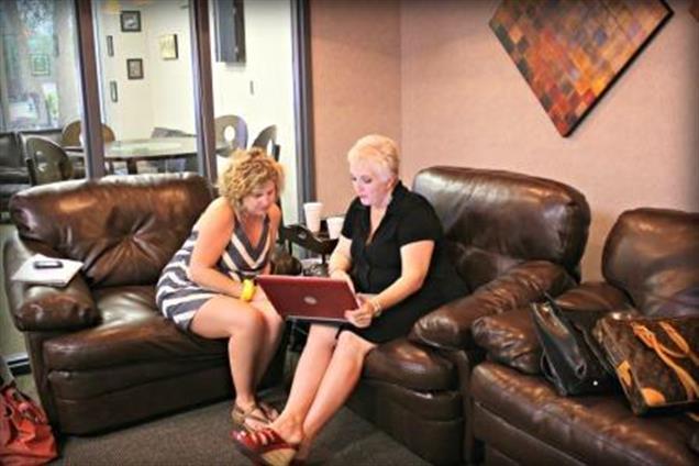 Huntsville Hub - Hub Lounge