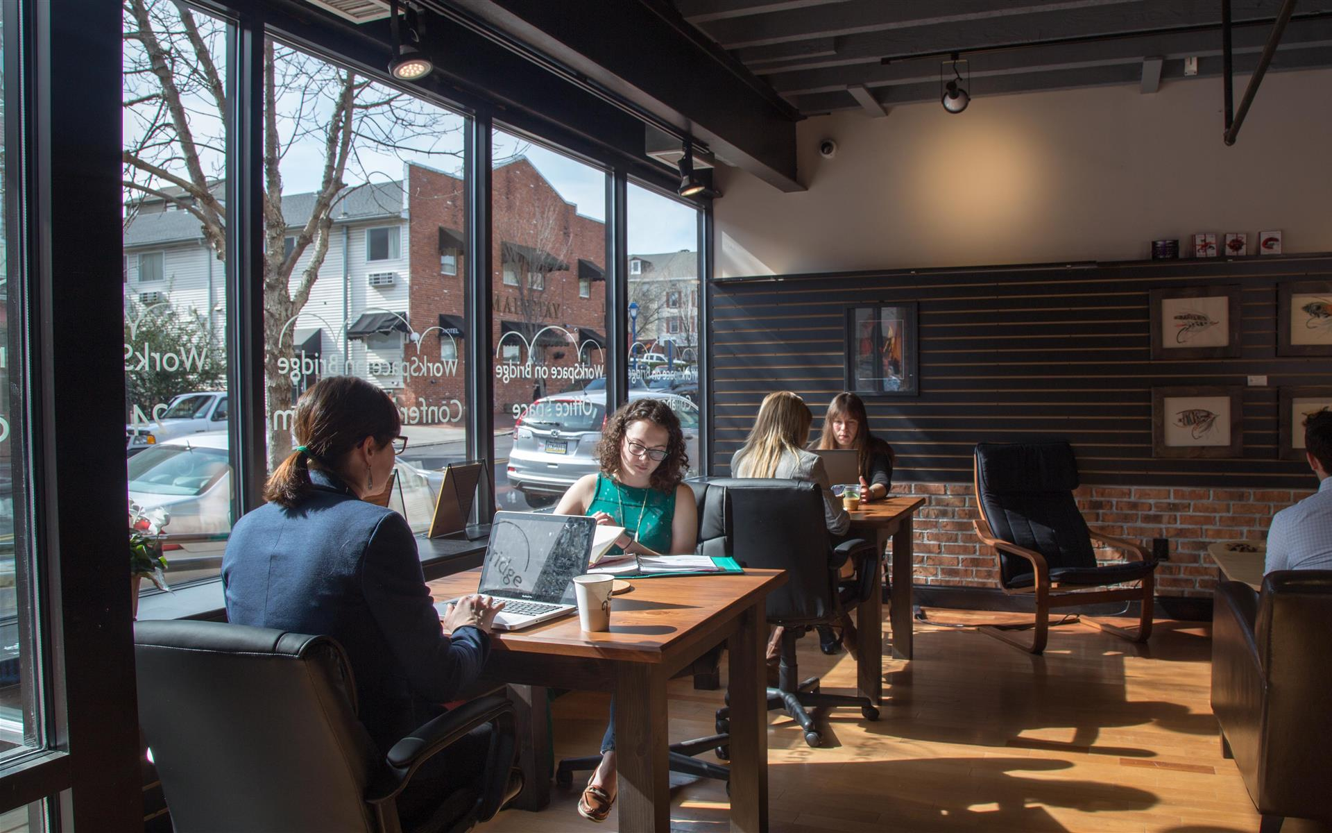 WorkSpace on Bridge - Part Time Membership