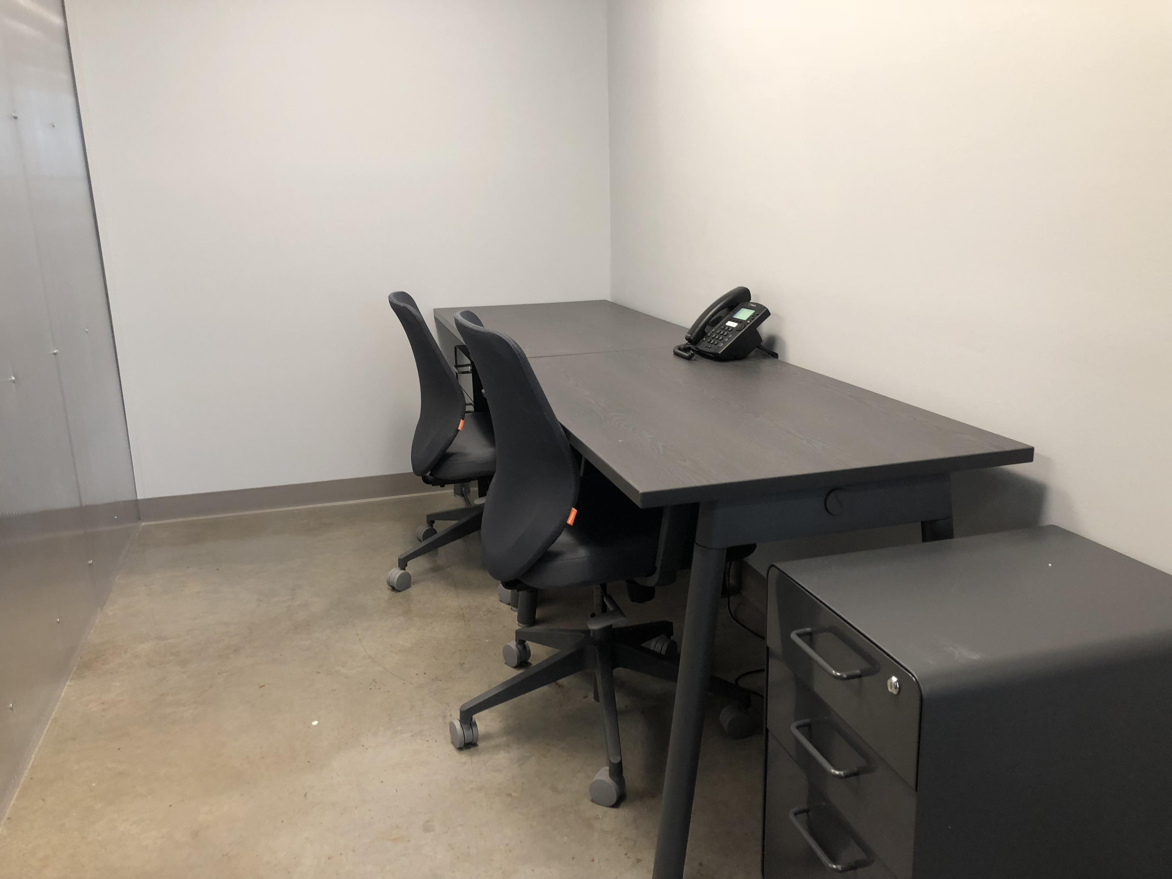 1776 University City - Office 106 - 1-2 person office