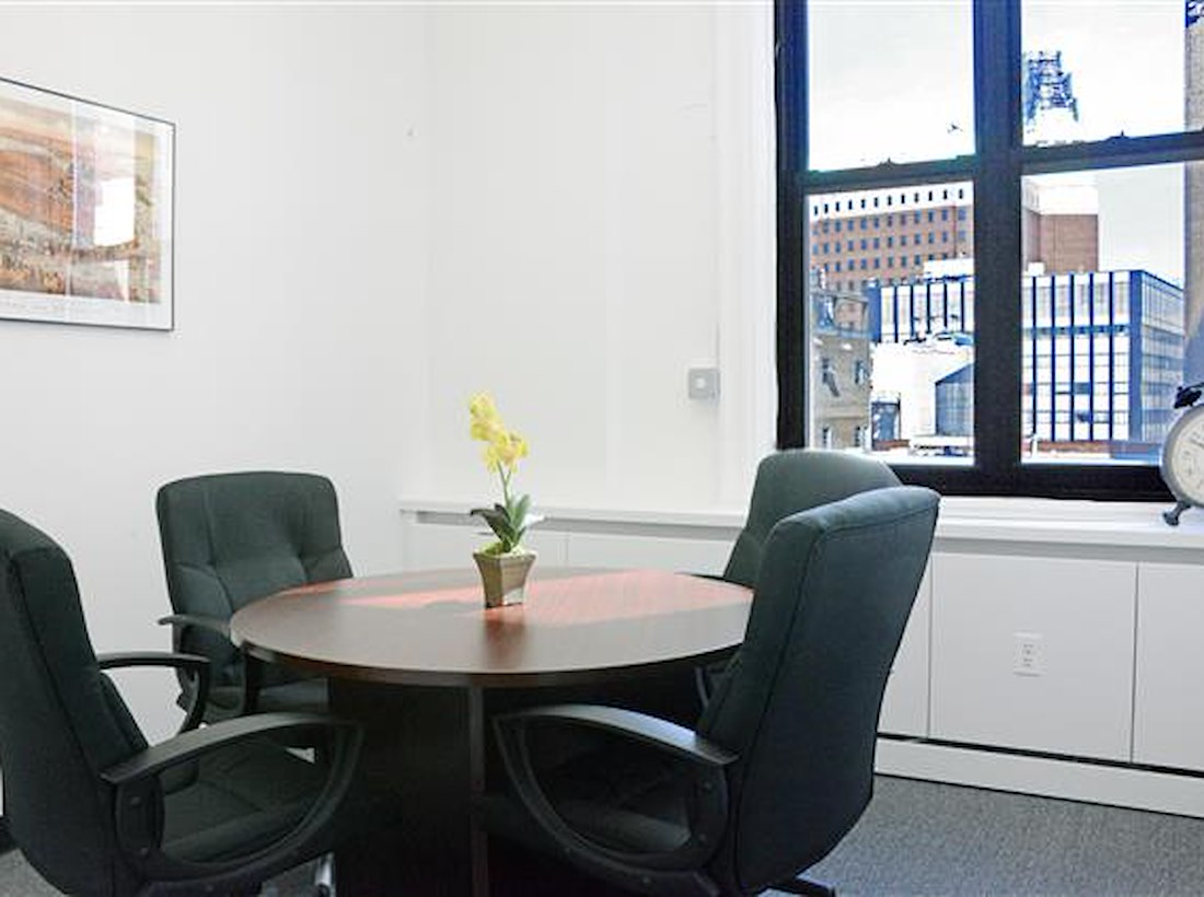 Private Office For 6 At 4Corners Business Centers