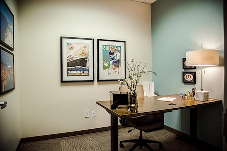The Work Well - Private office
