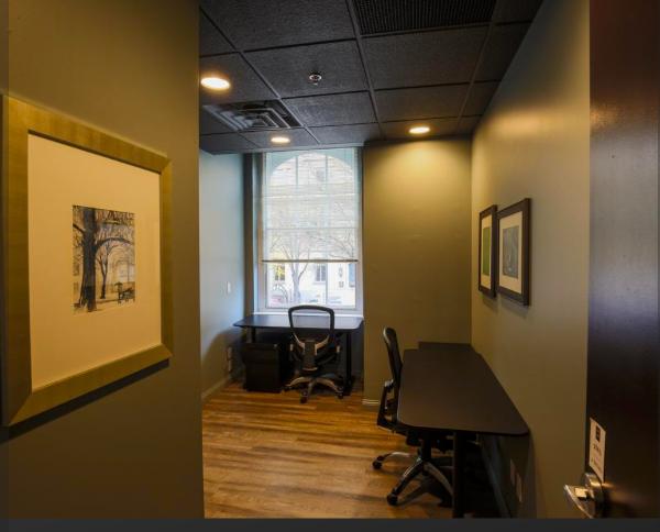 1628 Ltd. - Private Office 2W2