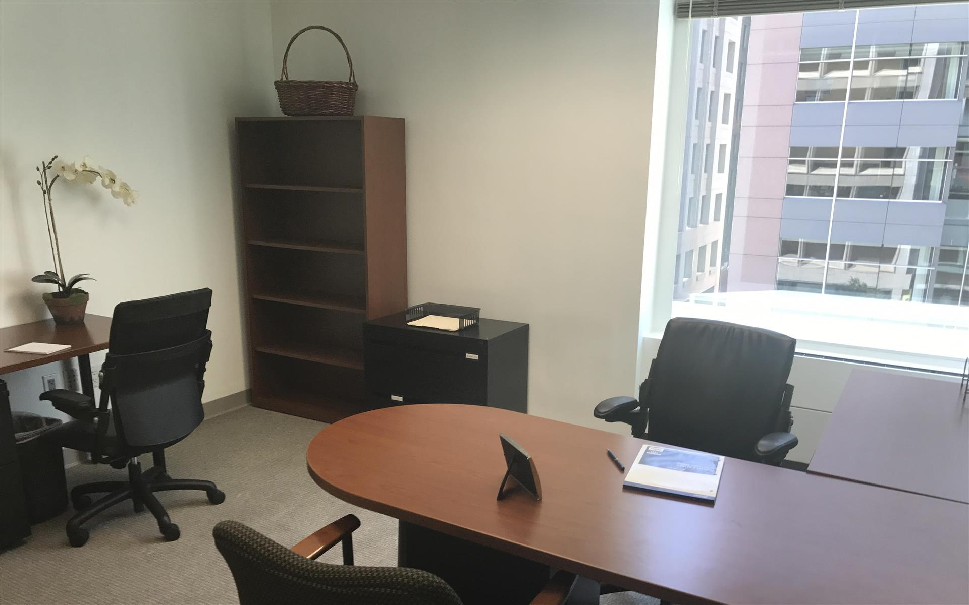 Carr Workplaces - City Center - 513 - All-Inclusive with G Street View