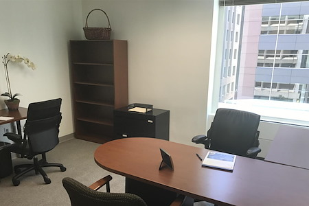 Carr Workplaces - City Center - 513: All-Inclusive with G Street View