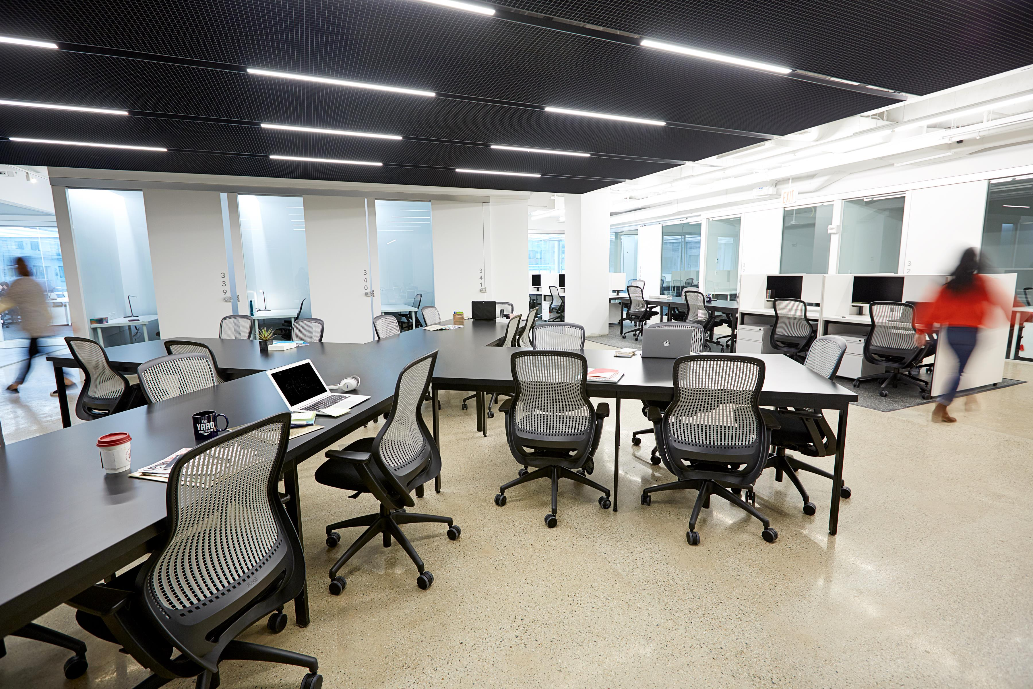 The Yard: Bryant Park - Open Coworking