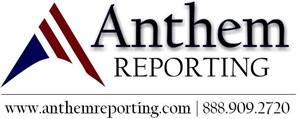 Logo of Anthem Reporting - Downtown Tampa