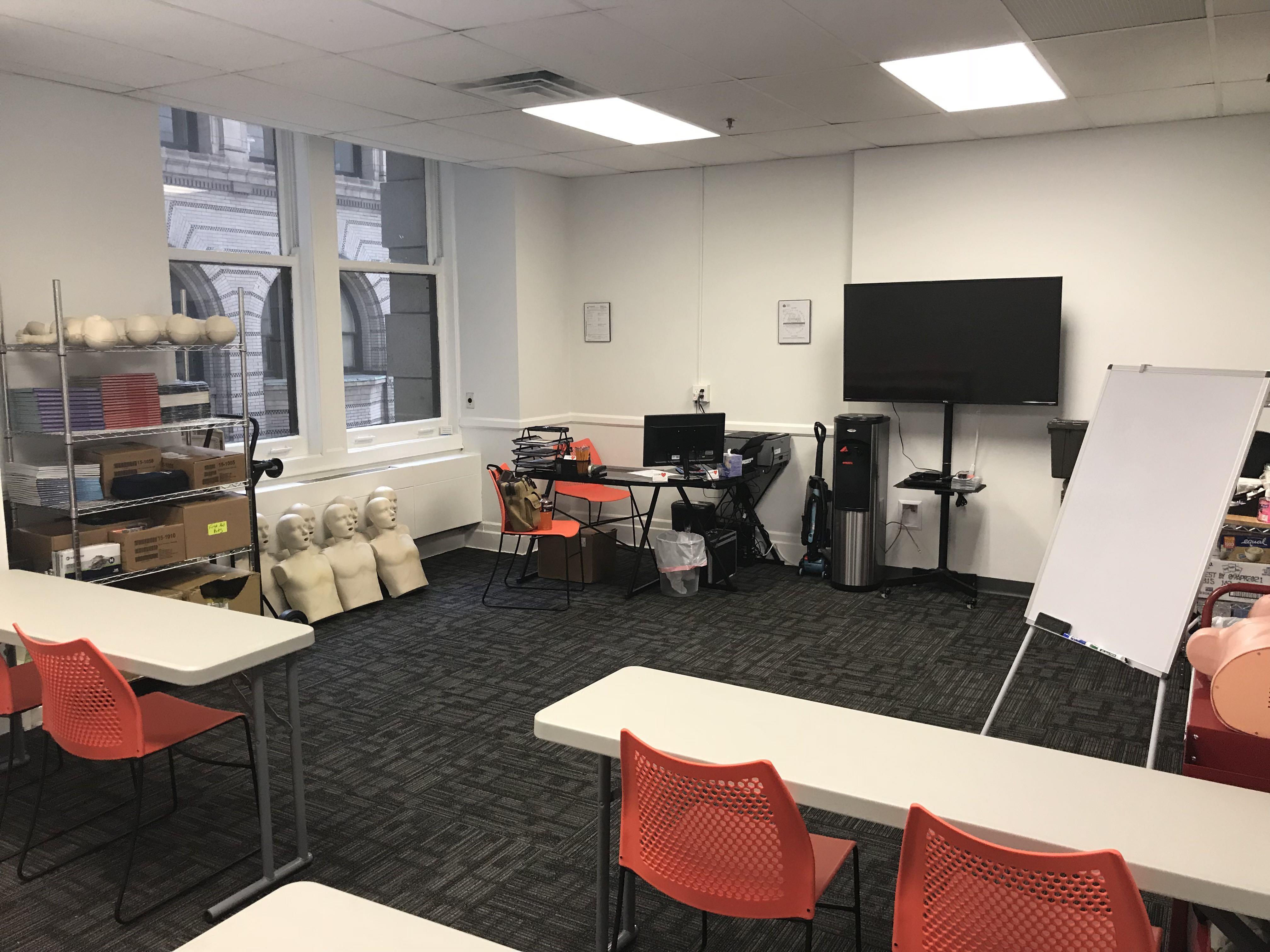 Code One Training Solutions, LLC - Meeting Room 1