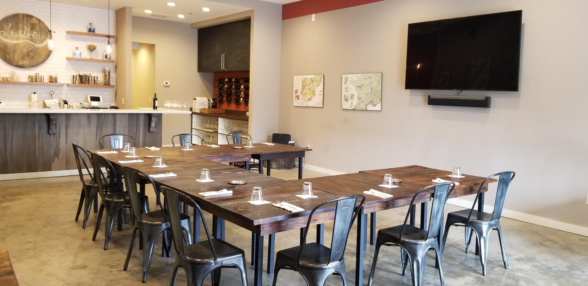 Le Goût, Special Events & Tasting Room - Le Goût, Special Events & Tasting Room