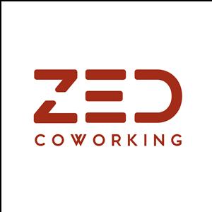 Logo of ZED COWORKING