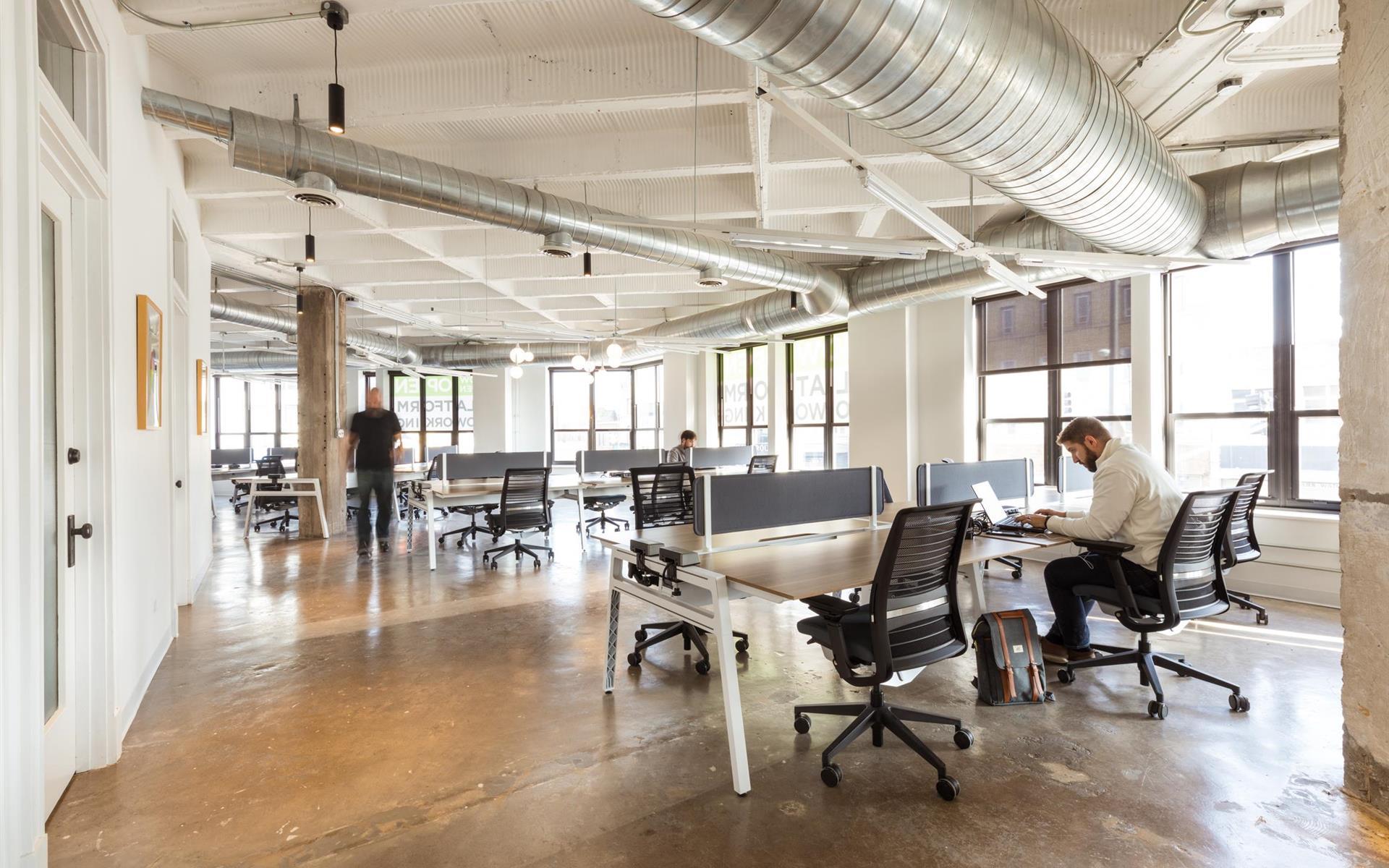 Platform Coworking Wicker Park - Flex Desk