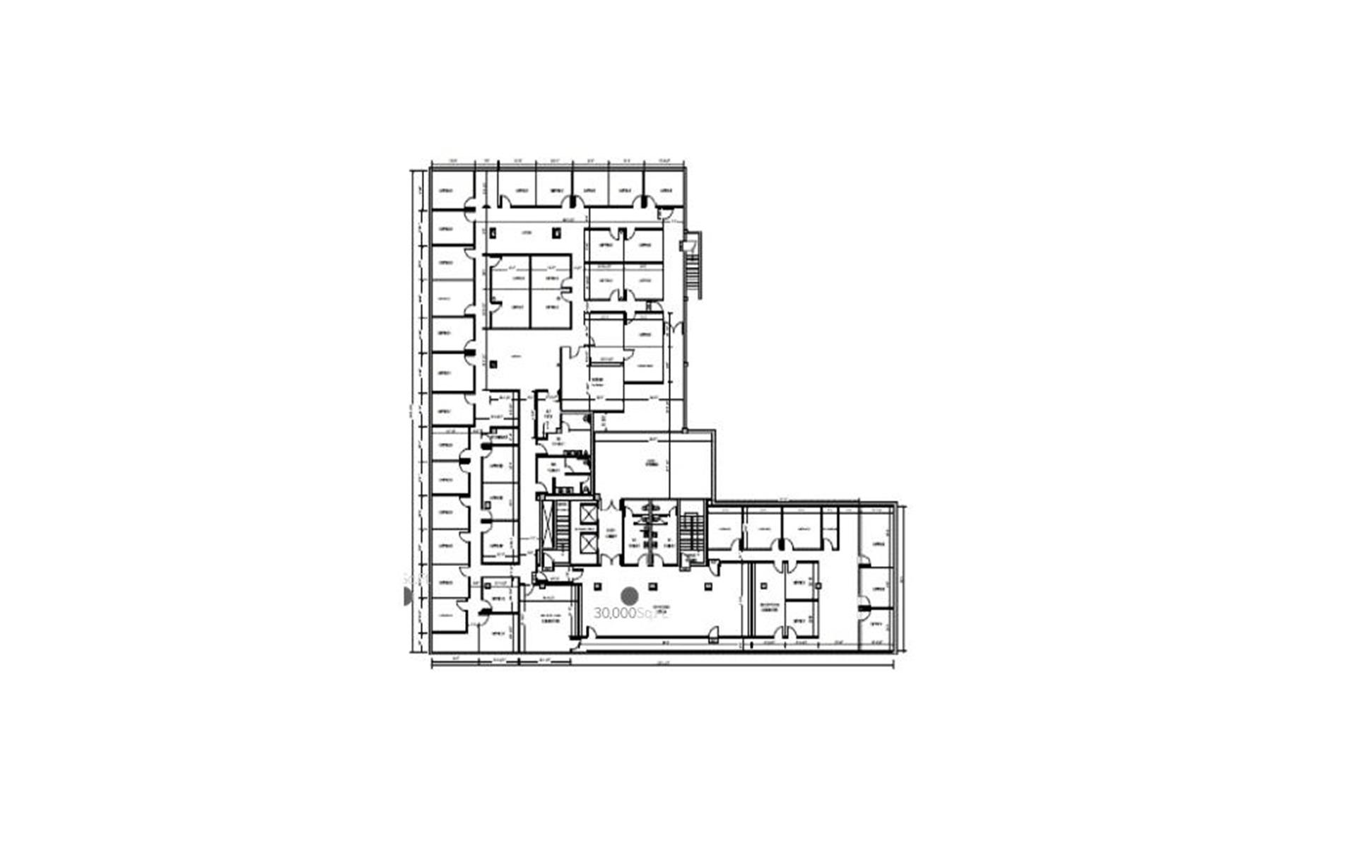 Boxer - La Gran Plaza Office Tower - Team Space   BSMT