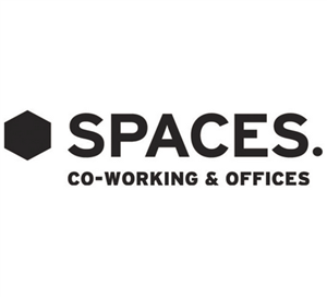 Logo of Regus- SPACES By Santana Row!