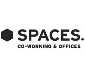 Logo of Regus- SPACES By Santana Row!