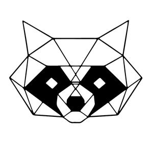 Logo of Cyber Racoon