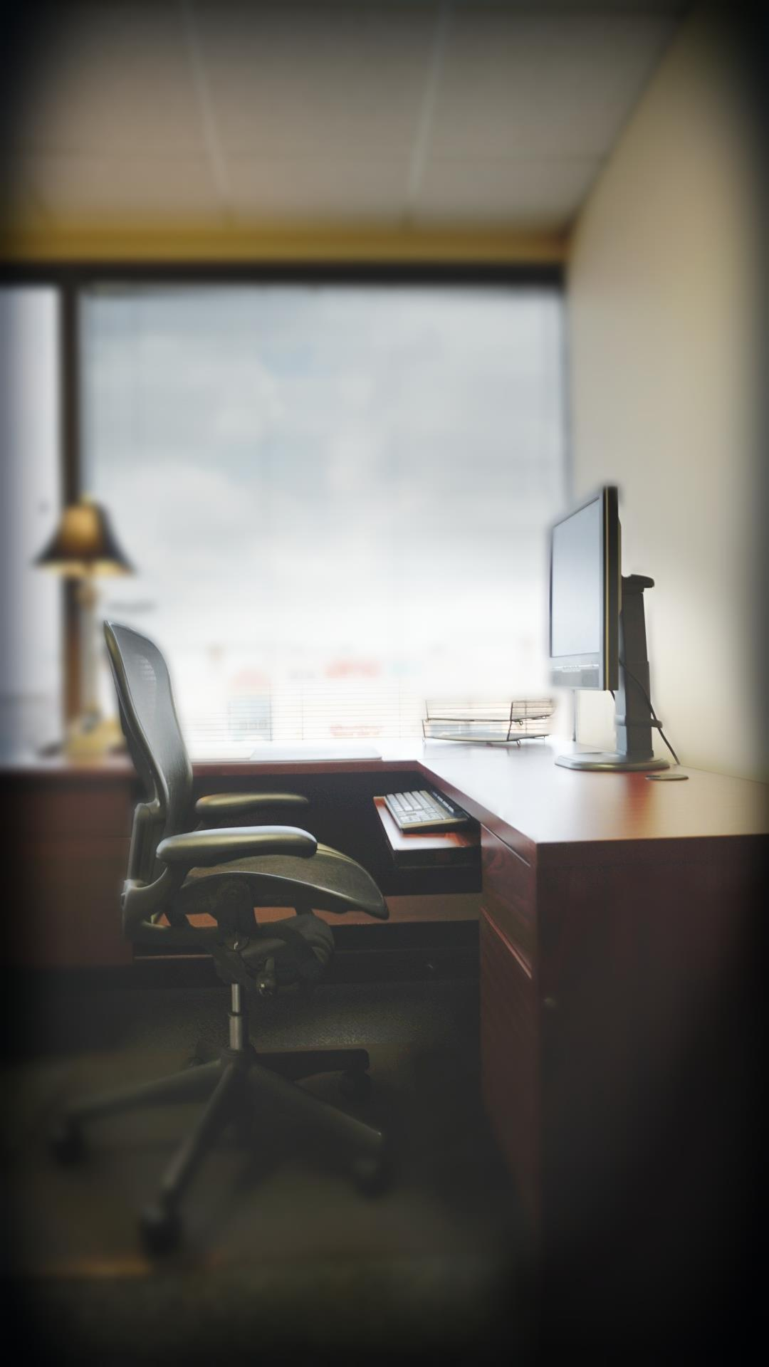 AMG Corporate Offices - Chesterfield - Private Office