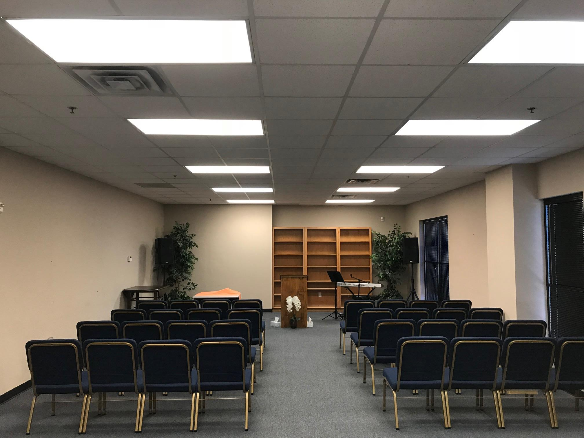 Texas Business Centers - Denton Location - Training / Meeting / Event Room