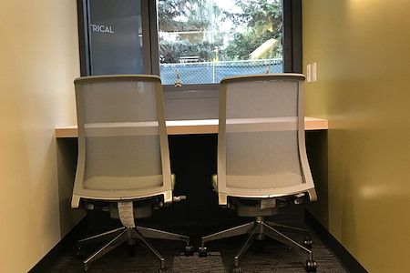Mission Branch Library - Study Room 1
