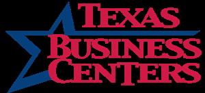 Logo of Texas Business Centers - Denton Location