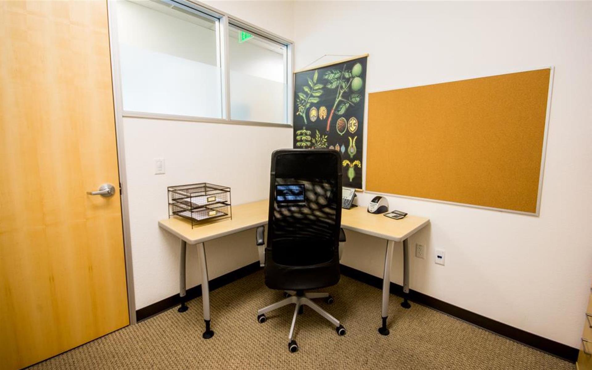 Innoworld - Private Office - Interior