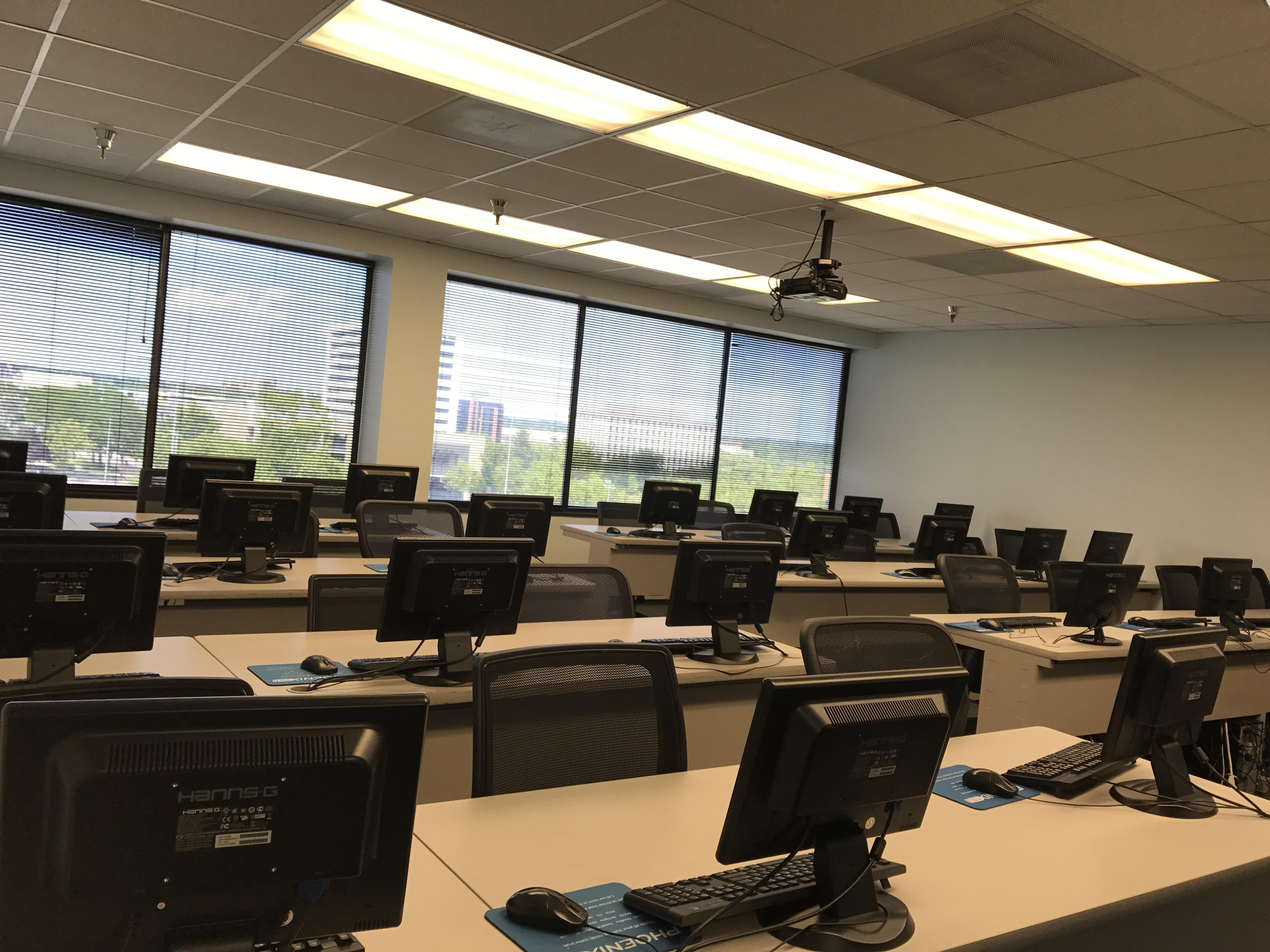 Phoenix Technology Solutions, LLC - Computer Lab G
