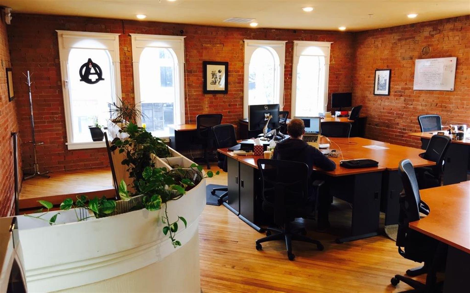 The Riverside - Dedicated Desk