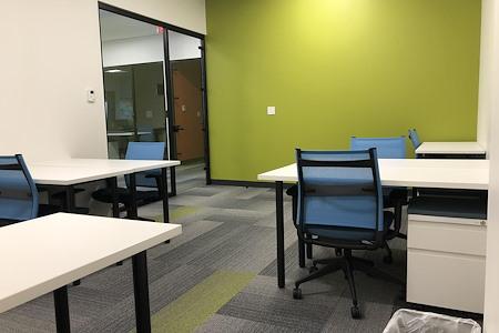Z-Park Innovation Center Boston - 6 Desks Private Office-Room 112