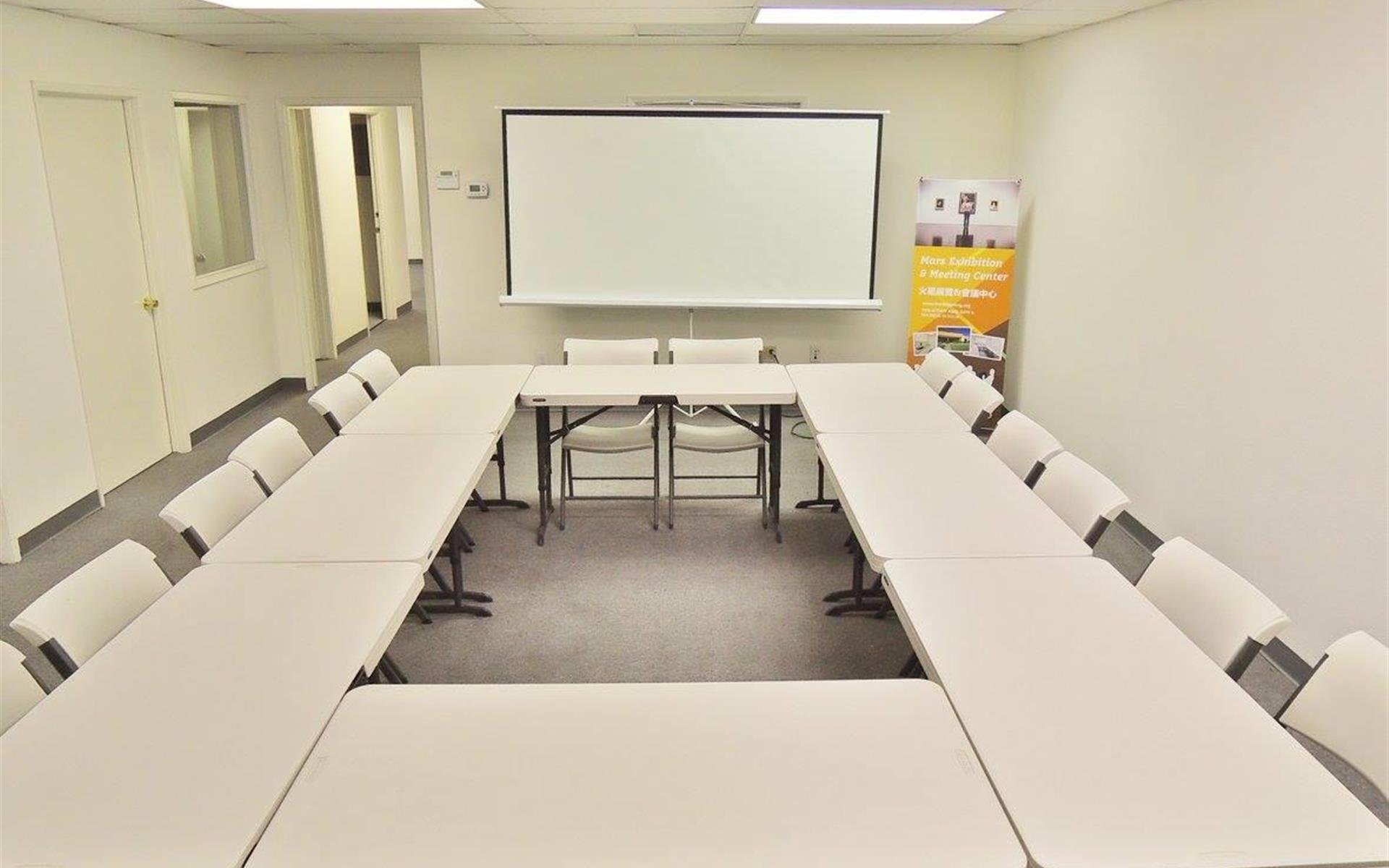 martian science - mars meeting center